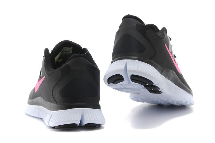 ef9b405139e7 shopping nike free run 5.0 womens black and pink 60d8f dffbd
