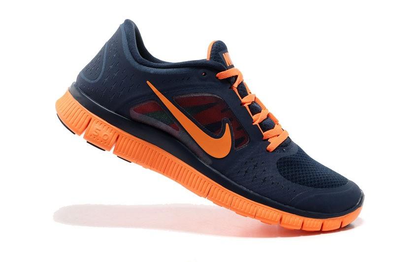 another chance 26fee 109f3 ... Nike Free Run+ 3 Men  s Running Shoe Dark Blue Orange ...