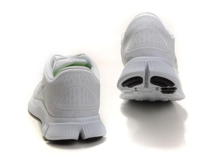 detailed look 60dee 52de0 ... Nike Free Run+ 3 Men  s Running Shoe Grey White Green ...