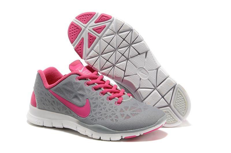 new product baabd 5dba2 Nike Free TR Fit 3 Breathe Women s Training Shoe Cool Grey Pink